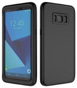 Samsung Galaxy S8 Vanntett Mobilpose - Svart