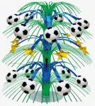 AMSCAN Fotballdekorasjon - Jul