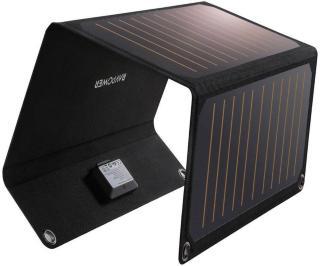 RAVPower 21W 2-Port Solar Panel V47537-W9