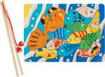0 Puslespill med magneter - fisk de på plass