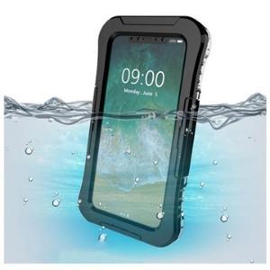 iPhone X / iPhone XS Active Series IP68 Vanntett Mobilpose - Svart