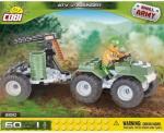 Small Army ATV med henger
