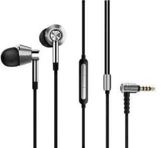1MORE Triple-Driver In-Ear Headphones Silver
