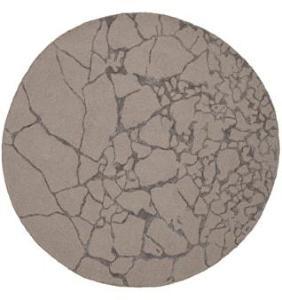 Linie Design Marmor Teppe Stone Ø250 cm