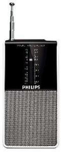 Philips FM Radio - AM/FM - Mono - Sølv AE1530/00