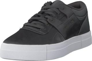 Reebok Classic Workout Lo Fvs Txt Coal/white, Sko, Sneakers og Treningssko, Chukka sneakers, Lilla, Grå, Dame, 41