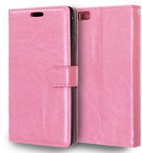 Deksel for Huawei P8 Lite lys Rosa