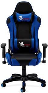 Pro Gamingstol Kunstlær - Blå