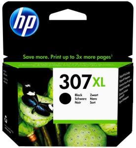 HP Blekkpatron sort 307XL (400 sider) 3YM64AE
