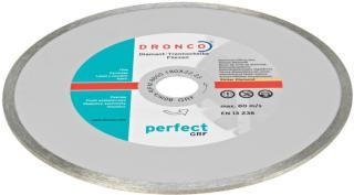 DRONCO Diamantblad 180x2,3x22,2mm