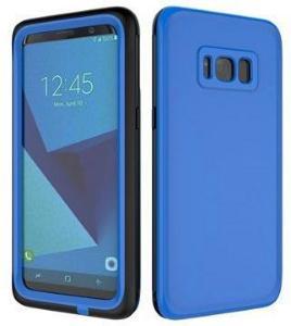 Samsung Galaxy S8 Vanntett Mobilpose - Blå