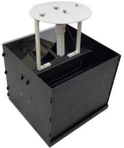 Skinner lysfelle med 20W lampe Sammenleggbar - 230 V for støpsel