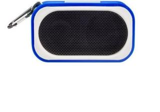 Høyttaler, Bluetooth, Vanntett, Blå, Vivitar