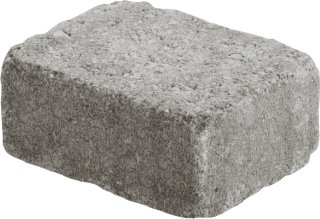 Aaltvedt Stein Rådhus 1/2 stein, Gråmix XL, 6cm fra Aaltvedt