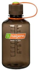 Nalgene Narrow Mouth Bottle 0,5L Tritan, Woodsman, OneSize