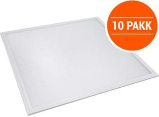 Namron LED Panel 600x600 40W 3000K 10PK 89994 Taklampe / Vegglampe