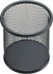 Helit Pennekopp mesh metall sort H2518195 (Kan sendes i brev)