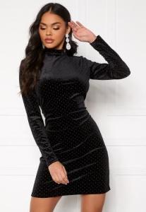 VILA Farica L/S Dress Black L