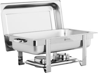 Royal Catering Varmefat - GN 1/1 - 8 L - beholder for brennpasta