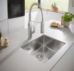 Grohe K700 Kjøkkenvask 540x440 mm, for underliming