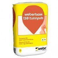 Weber.base 138 Tynnpuss - 25kg