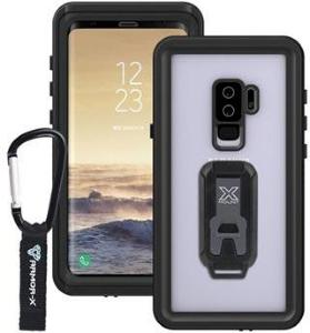 Samsung Galaxy S9+ Armor-X MX-S9P-BK Vanntett Mobilpose - Svart