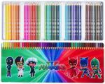 Pysjheltene fargeblyanter - 50 farger