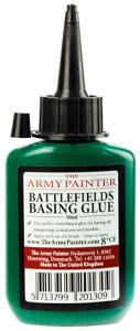 Army Painter Battlefields Basing Glue 50ml - PVA Glue/Lim