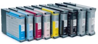 Epson T6026 Blekkpatron lys magenta, 110 ml T6026 Tilsvarer: N/A Epson