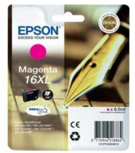 EPSON MAGENTA 16XL ULTRA BLEKK