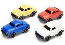 Green Toys Green  Toys Mini Kjøretøy 4-pack