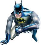Air Walker, Ballong, Batman, 111 cm, Avengers Inget (Storm)