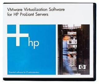 Hewlett Packard Enterprise VMware vCloud Director - lisens + 5-års 9x5-støtte - 25 virtuelle maskiner (BD529AAE)