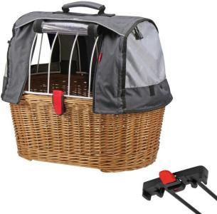 KlickFix Plus Doggy Basket for Racktime  2020 Sykkelkurver til bagasjebrett