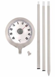 Nature Utendørs stående termometer 15x126 cm