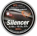 SG HD8 Silencer Braid 120m 0.36mm 70lbs 32kg Green