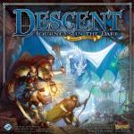 Descent Journeys in the Dark Brettspill Grunnspillet - Second Edition