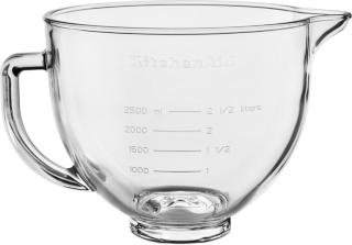 KitchenAid Glass skål til kjøkkenmaskin 4,7 liter