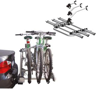 Fabbri Sykkeladapter for 3 sykler