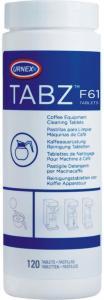 Urnex Tabz Filterkaffe Rengjøringstabletter 4g 120 stk.