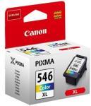 Canon CL-546XL - 13 ml - Høy ytelse - farge (cyan, magenta, gul) - original - blister med sikkerhet - blekkpatron - for PIXMA MG2550, TR4550, TR4551,