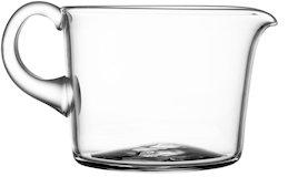 Skrufs Glasbruk Balja Gräddmugge 24 cl