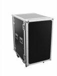 Amplifier rack PR-2ST, 20U 55cm, trillehjul