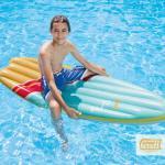 Intex Oppblåsbart surfebrett Surf Up Mats 178x69 cm 58152EU