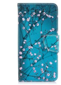 Deksel for Huawei P20 Pro - Rosa blomster