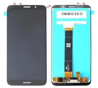 Huawei Y5 Prime (2018) LCD-skjerm - Svart