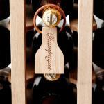 Moldow Wineracks Moldow - SIGN CHAMPAGNE Eik (normalt på lager)