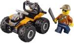 LEGO City - 30355 Utforsker ATV