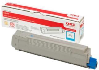 C8600/C8800 TONER CYAN 6K