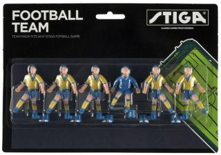 Stiga spillere til fotballspill - Team Sweden